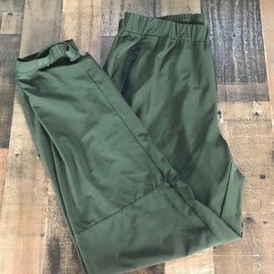 Ideology Olive Green Elastic Waist Active Pants